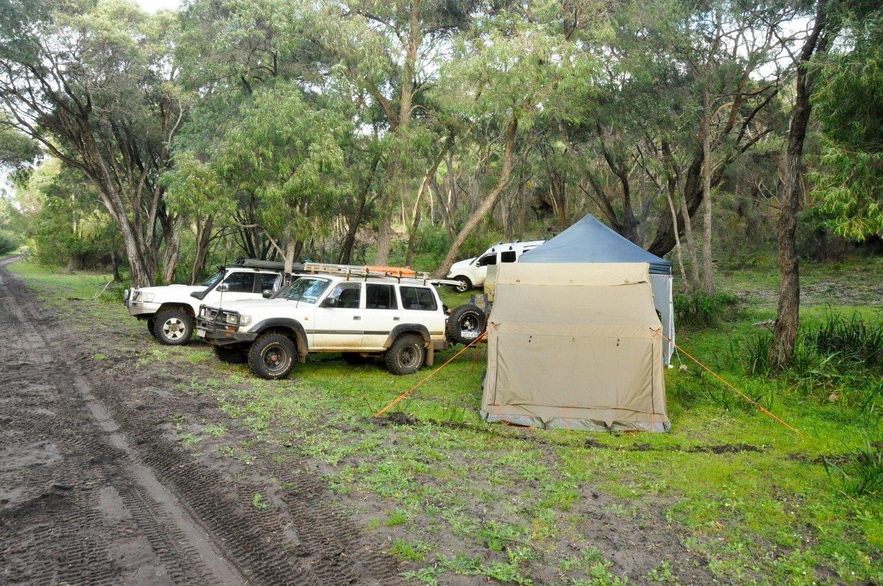 Private Camping Down South