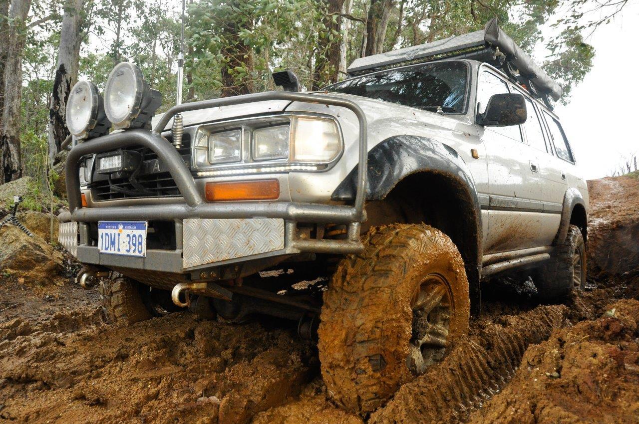 Sloppy Mud at Brunswick