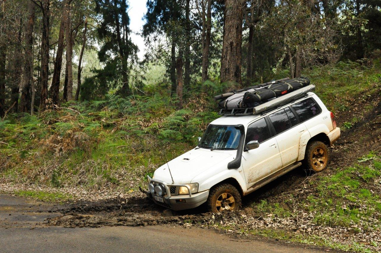 The Best Way to Enter the Bitumen
