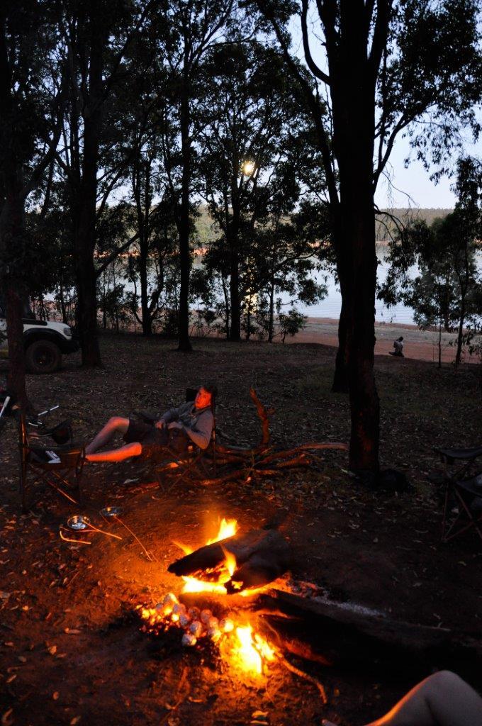 Waroona Camping trip