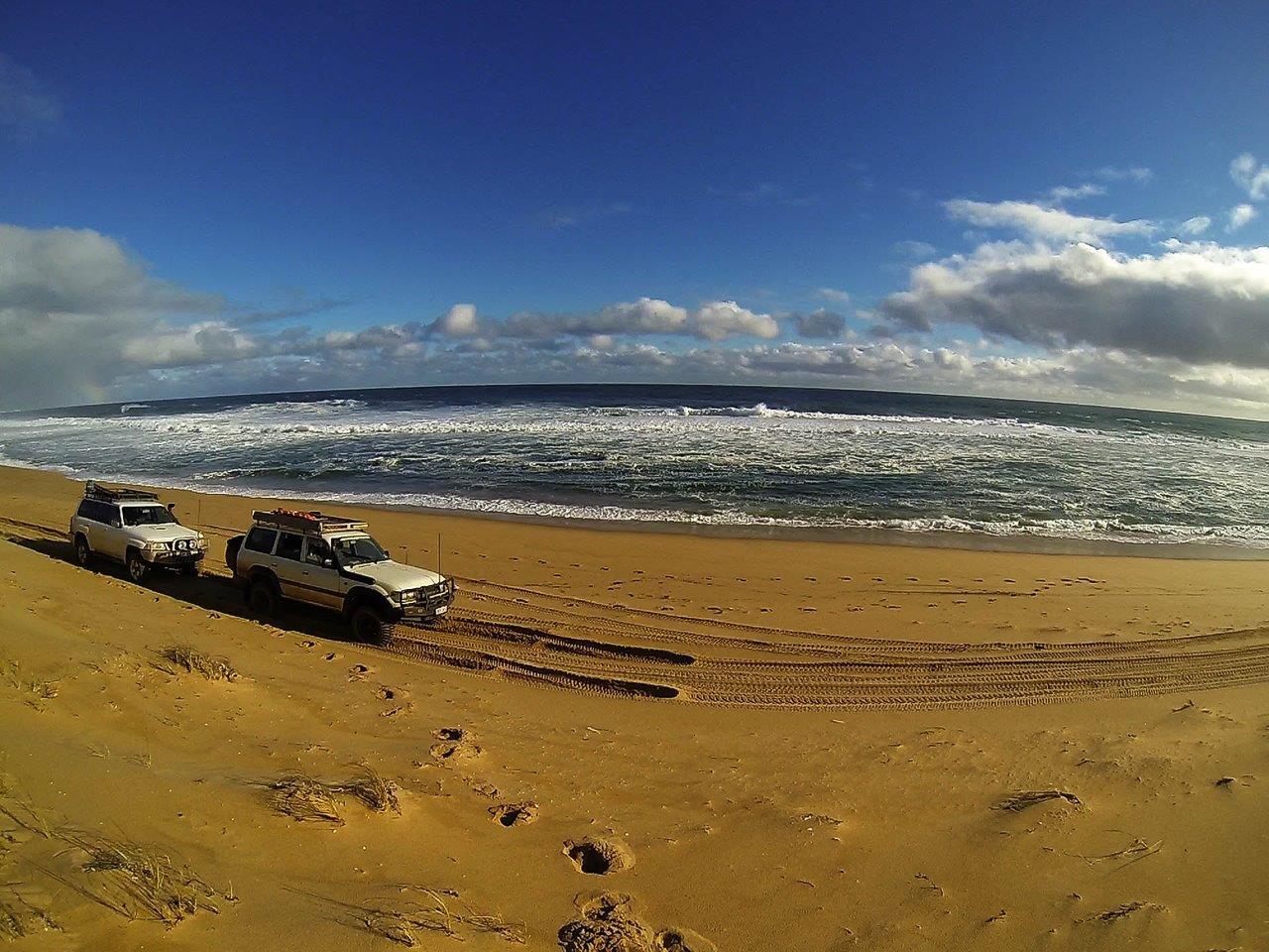 What a Beach; Milyeannup