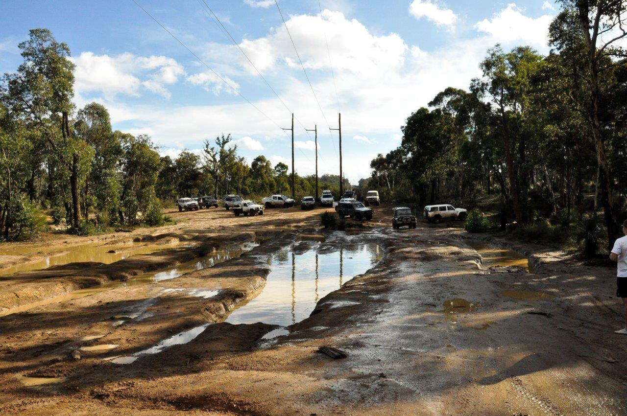 Who Wants to Take the Plunge at Mundaring?