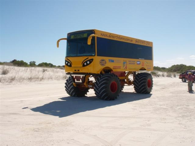 Lancelin Monster Truck