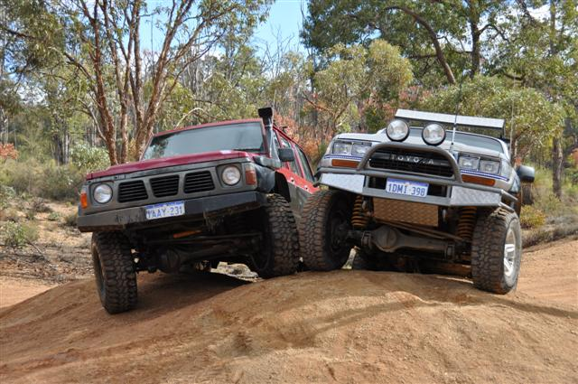 Land Cruiser vs Patrol - which is better?