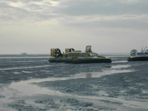 Hovercraft Tours in Broome