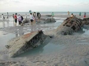 Broome Plane Wrecks