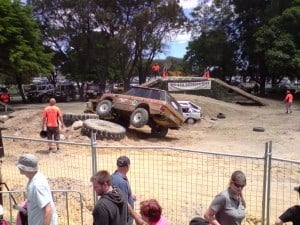 4x4 competition in Perth