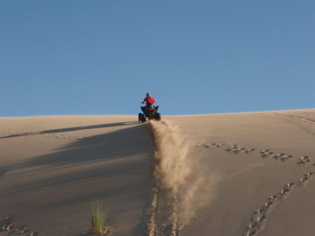 Kalbarri Quad Riding