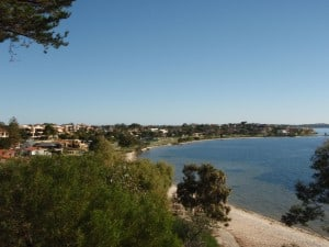 Swan River from Heathcote