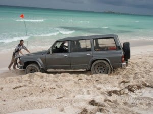 Soft Ledge Point Sand