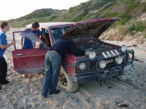 Fixing a broken Patrol