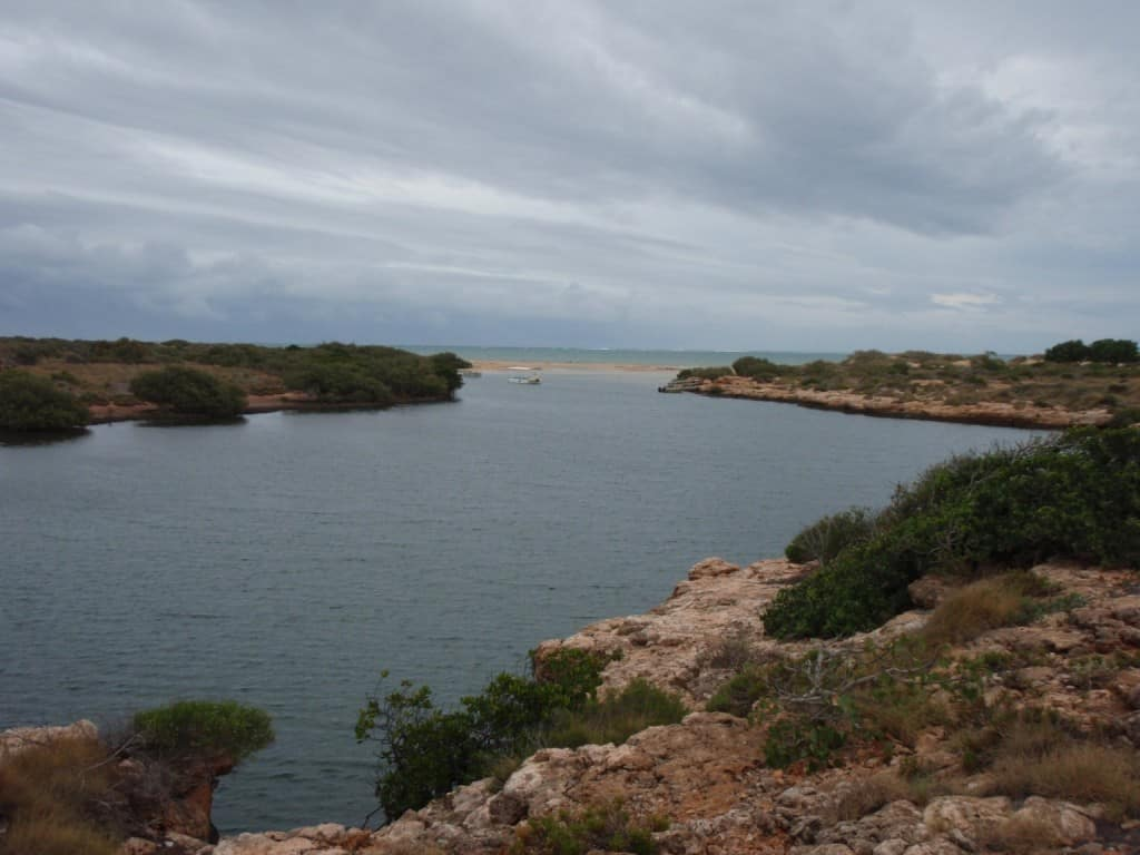 Yardie Creek, south of Exmouth