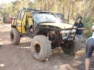 Competition Trucks Training