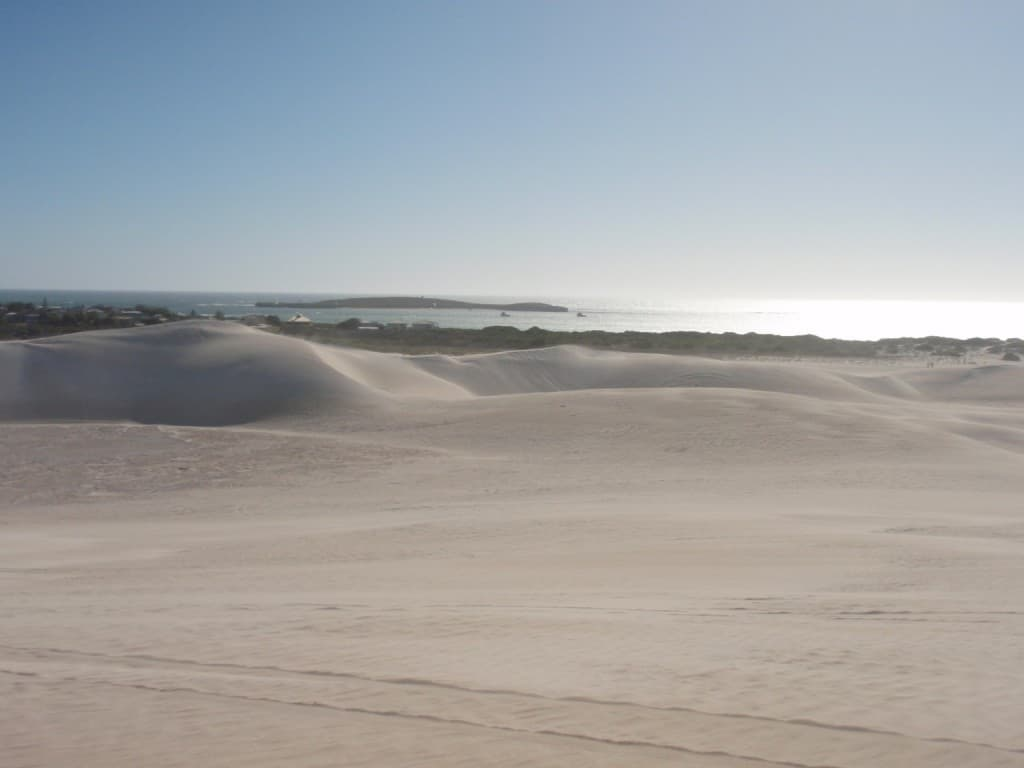 Lots of dunes to choose from