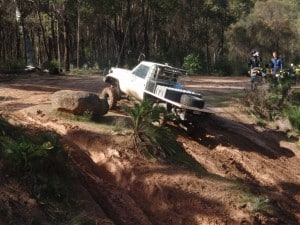 Some of the places a good 4wd can go