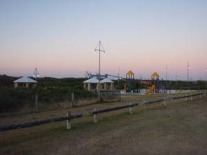 A playground on Rockingham Foreshore