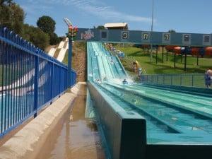 The Aqua Racer