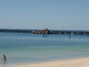 Busselton Jetty being refurbished