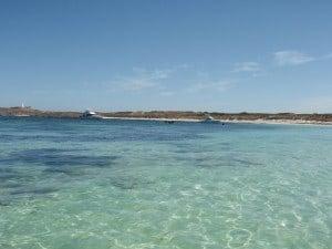 One of many pristine bays