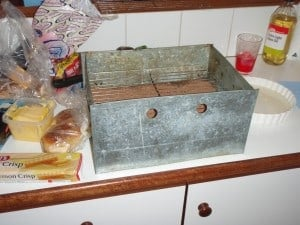 Our Fish Smoker