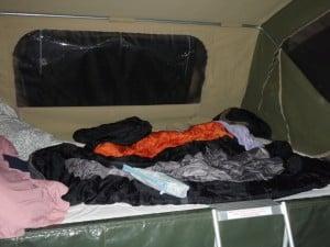 Great sleeping facilities