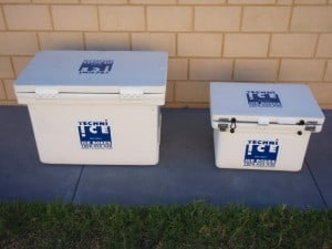 A Techni Ice Chest