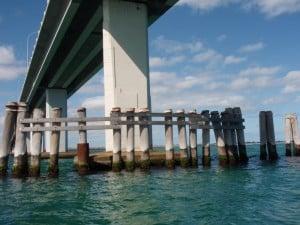 The Bridge to Garden Island