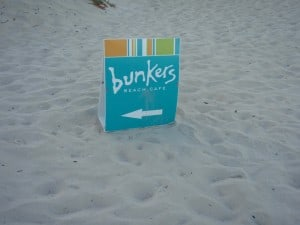The Bunker Bay Cafe