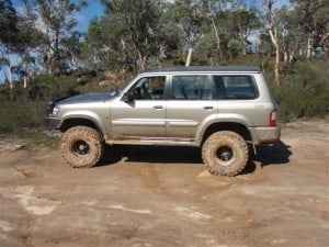 Is your 4x4 Insured?