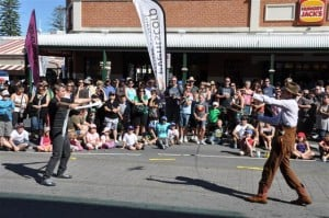 Fremantle Street Performance