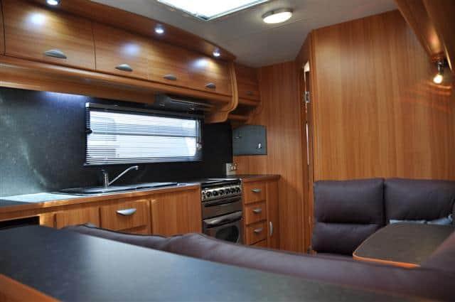A Luxury Caravan