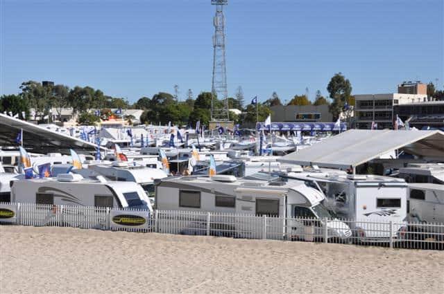 Perth Caravan and Camping Show 2011