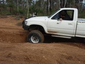 Toyota Hilux lift