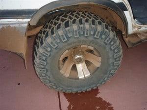 Alloy 4x4 Wheels