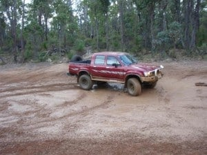 Tamworth Hilux