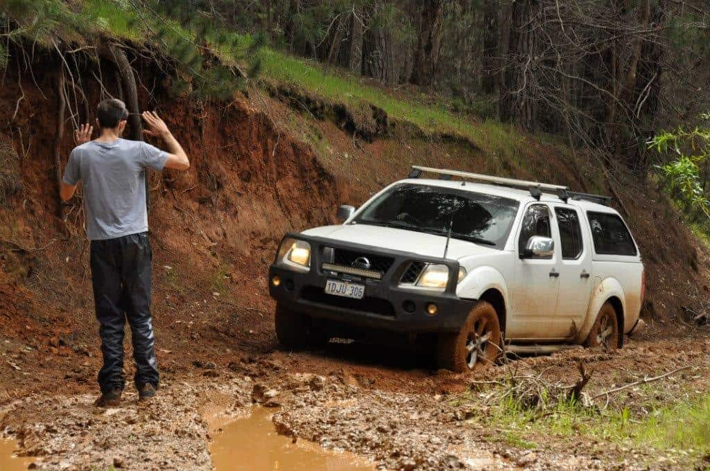 4WD spotter