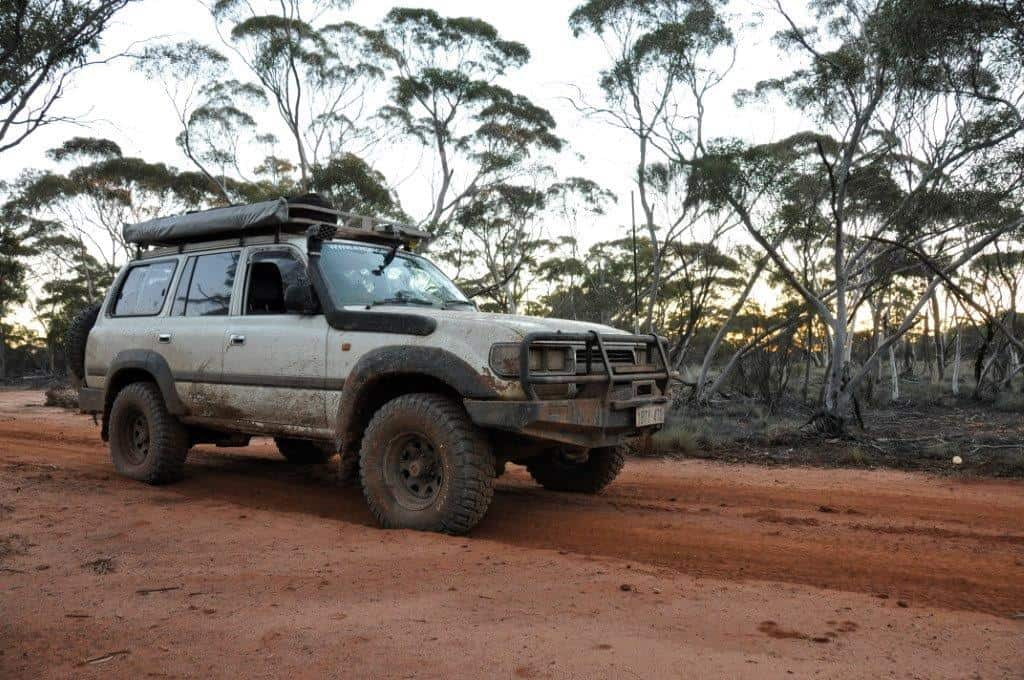 4WD Tracks in WA