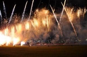 Royal Show Fireworks