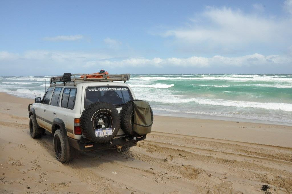 Our 4WD Home