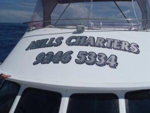 Mills Charters in Hillarys