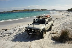 Orleans bay has some awesome beaches