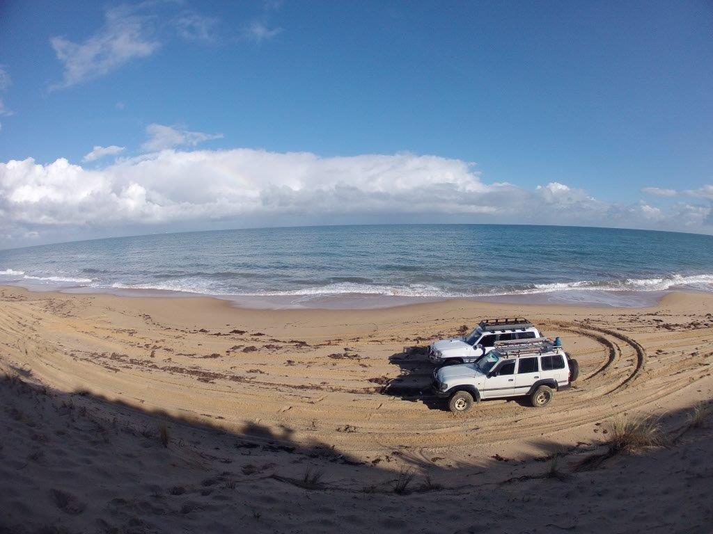 Belvidere Beach 4x4