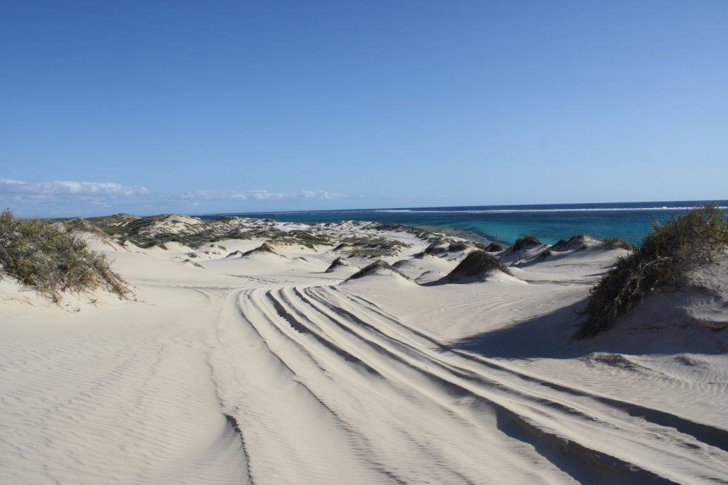 Coral Bay dunes