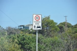 10km/h at Grey Settlement