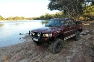 Murchison River, Kalbarri