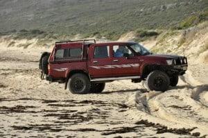 Rear axle weight