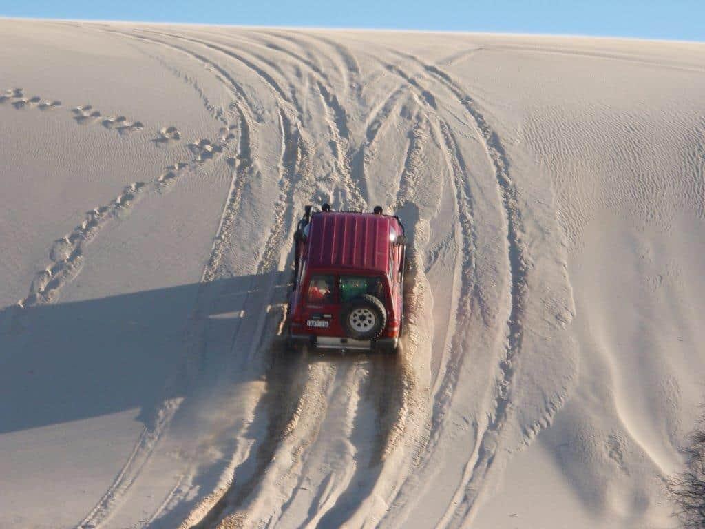 Wagoe Dunes