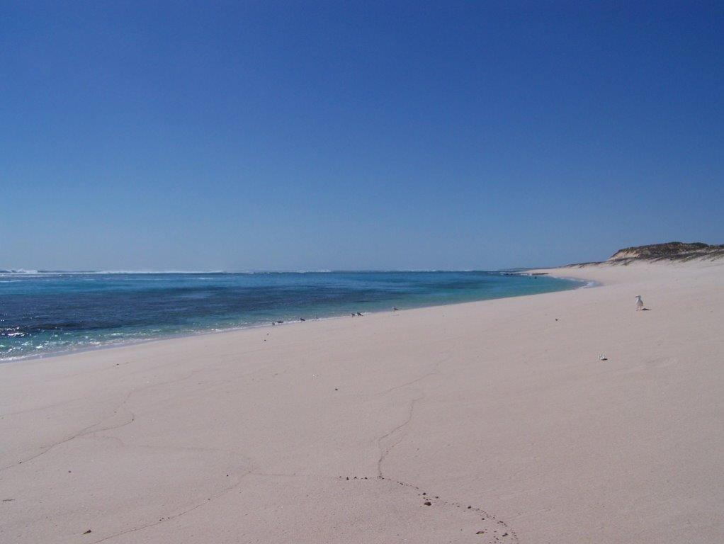 Warroora Station beaches