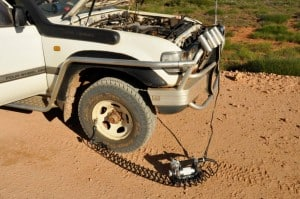4WD Tyre pressures