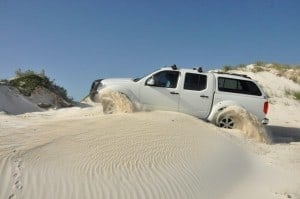 4WD recovery